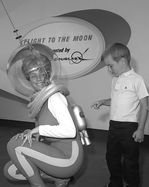 1967 Flight to the Moon