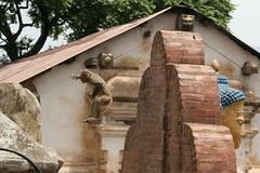 Świątynia Swayambhunath Temple w Kathmandu