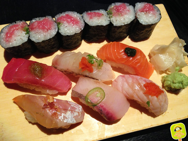 sushi yasaka - mini omakase 1