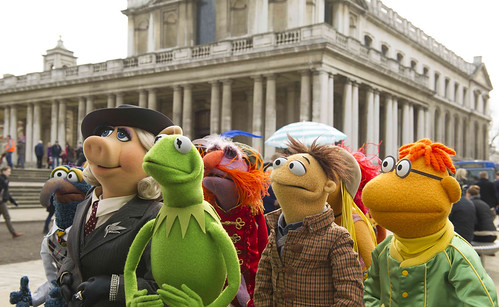 The Muppets Most Wanted