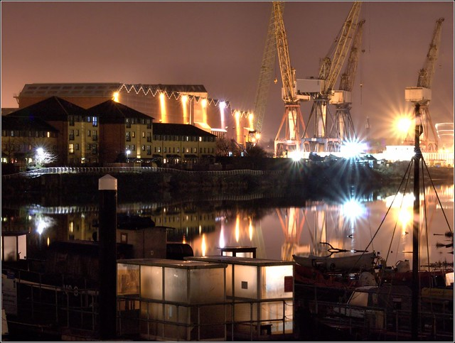 The Clyde Reflecting