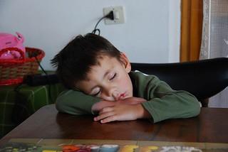 Noicattaro dorme