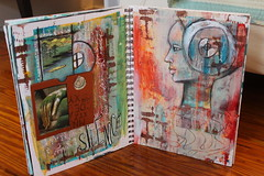 art journaling adventures