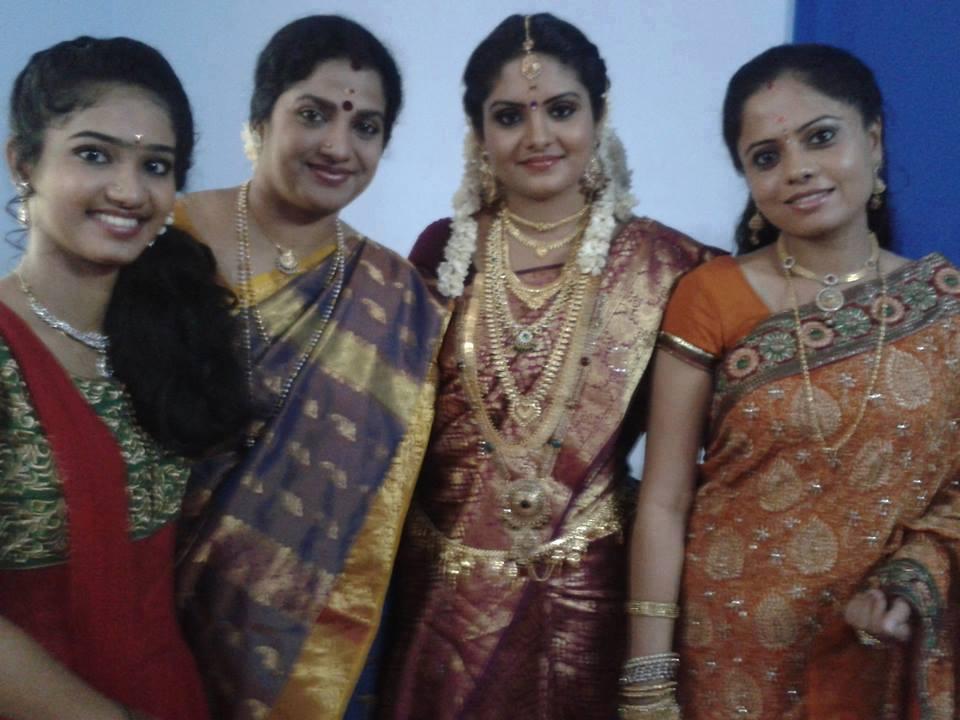 Serial Actress Gayathri Arun Deepthy Photos