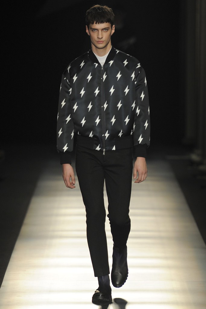 FW14 Milan Neil Barrett021_Matthew Bell(VOGUE)