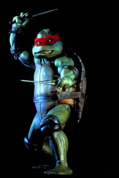 Teenage Mutant Ninja Turtles Costume Restoration  The Original Prop Blog - Jason DeBordu0027s TV and Movie Prop Memorabilia Resource & Teenage Mutant Ninja Turtles: Raphael (Thoughts suggestions ...
