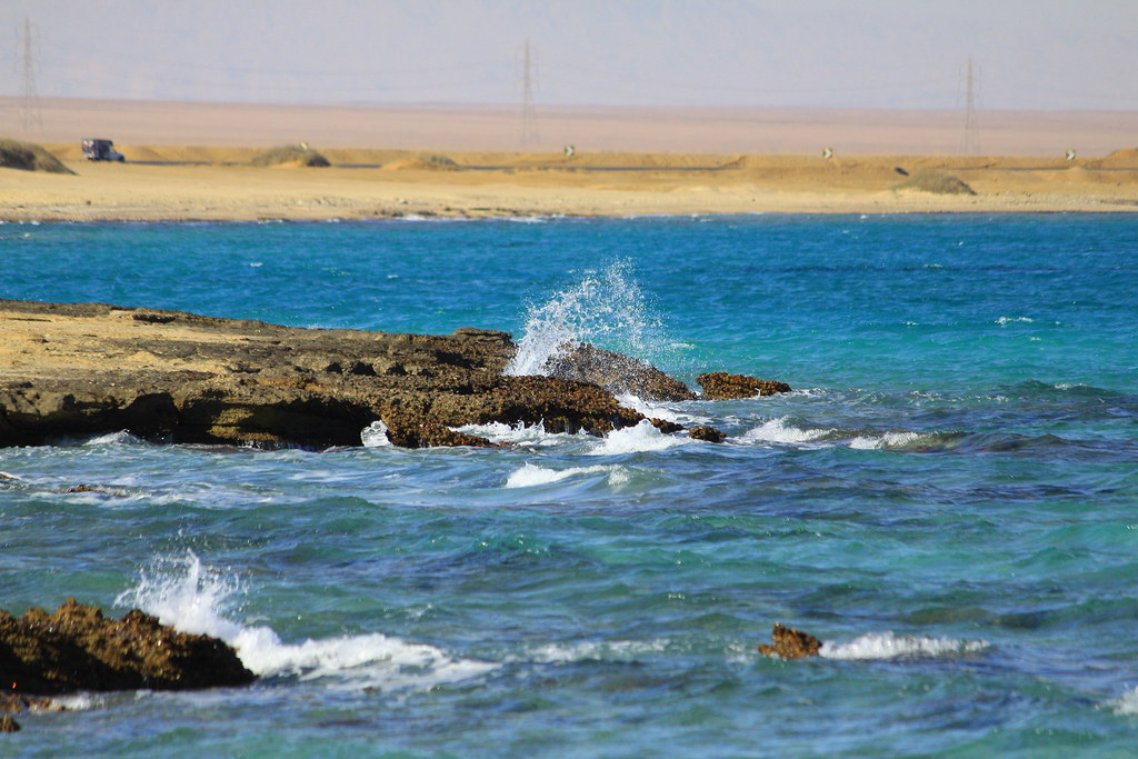 Red sea,