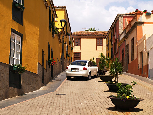 Granadilla de Abona, Tenerife
