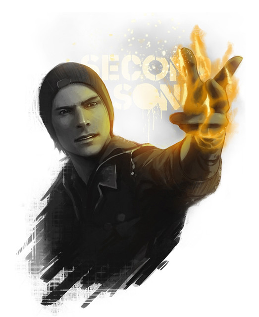 inFAMOUS Second Son Collector's Edition Trailer