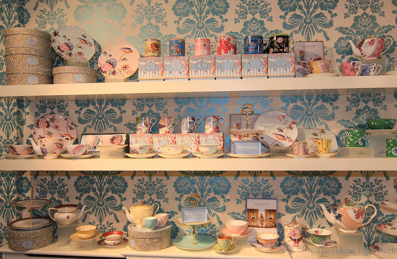 the english tearoom where british taste meets tea passion the hiking high heel. Black Bedroom Furniture Sets. Home Design Ideas