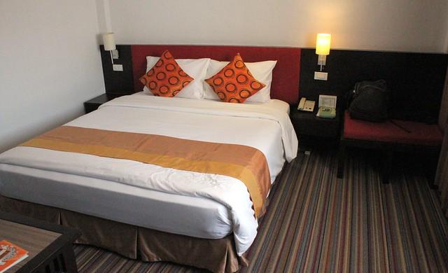 Hotel BBB em Bangcoc