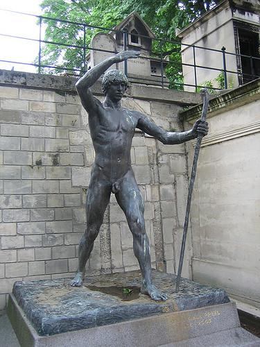 IMG__7840 - Otto Klaus Preis (1936-2003), Cimetière de Montmartre, Paris, 2008