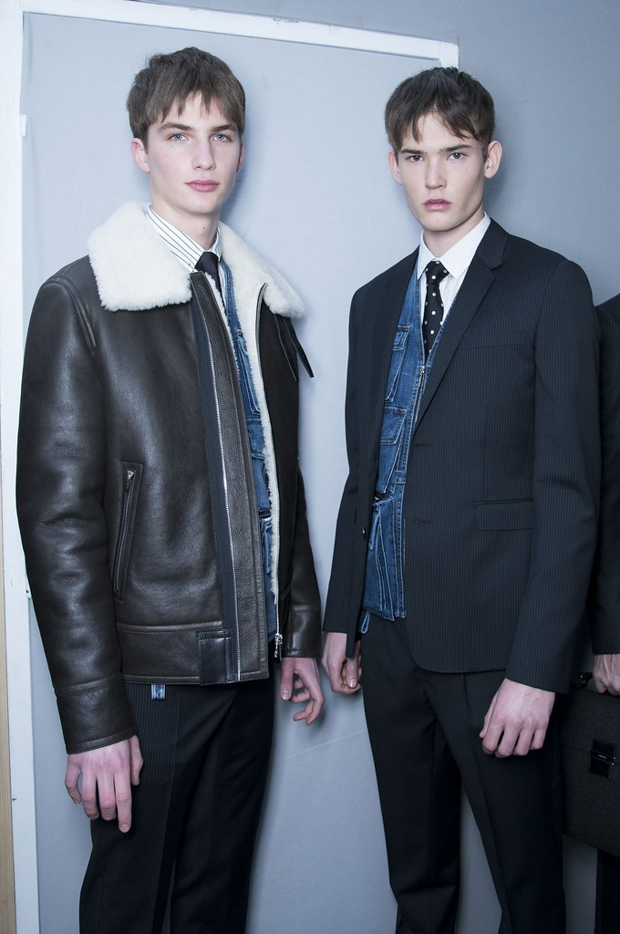 FW14 Paris Dior Homme219_Jan Purski, Felix Riess(fashionising.com)