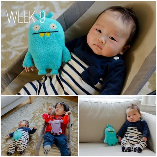 Oliver - Week 9