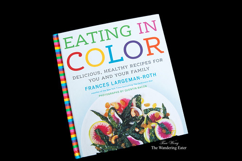 Eating in Color by Frances Largeman-Roth and Quentin Bacon