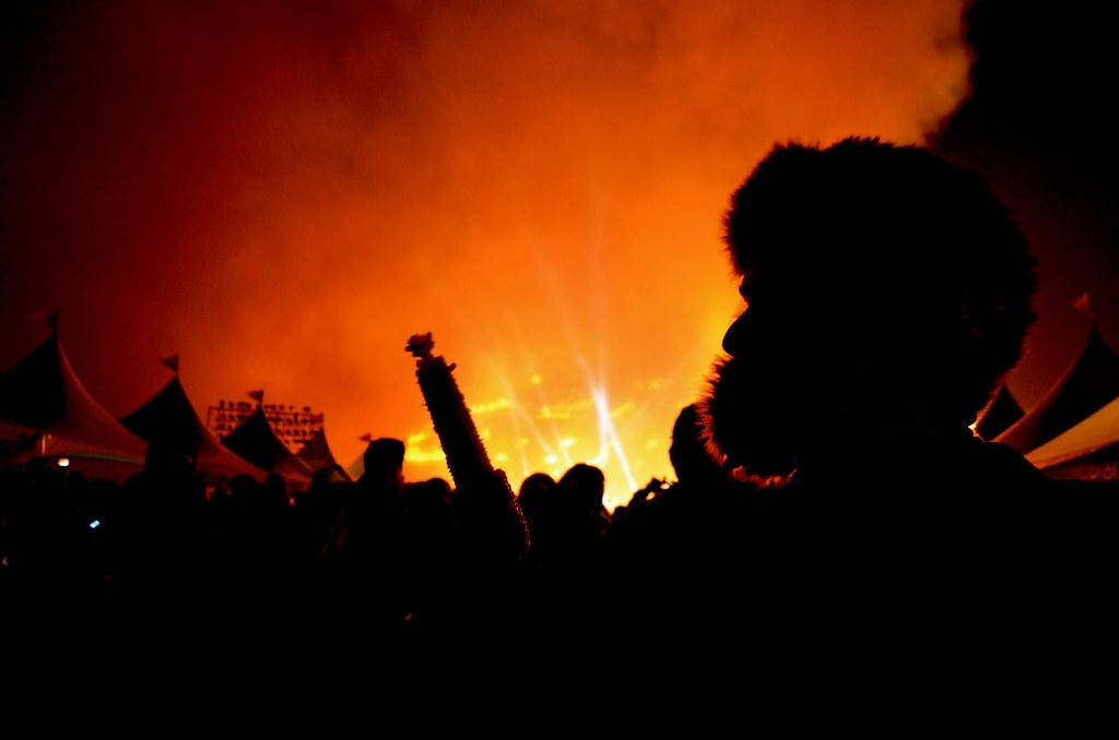 Jeju Fire Festival (2014) 13