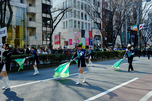 Harajuku St Patricks Day Parade 2014 23