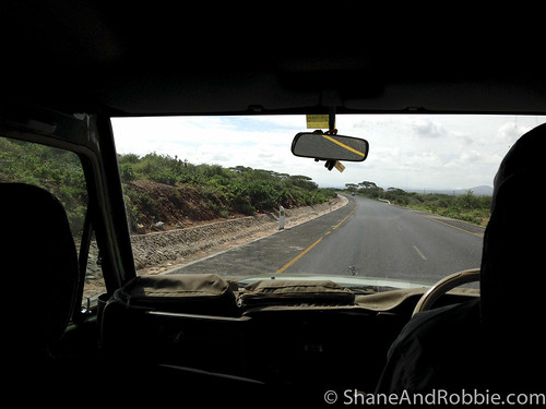 africa travel car kenya
