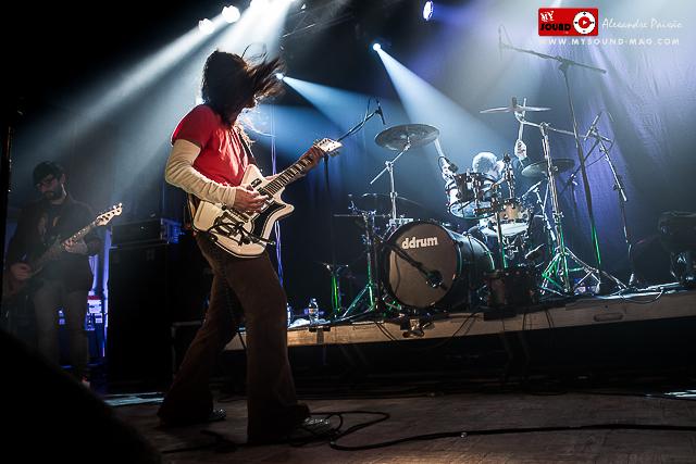 The Quartet Of Woah, Moita Metal Fest 2014