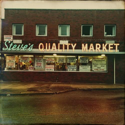 Steve's Quality Market