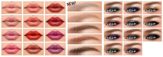 Nomi Skin Make-Ups