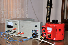 300V AC/DC Variable Power Supply