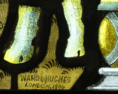 Ward & Hughes London 1894