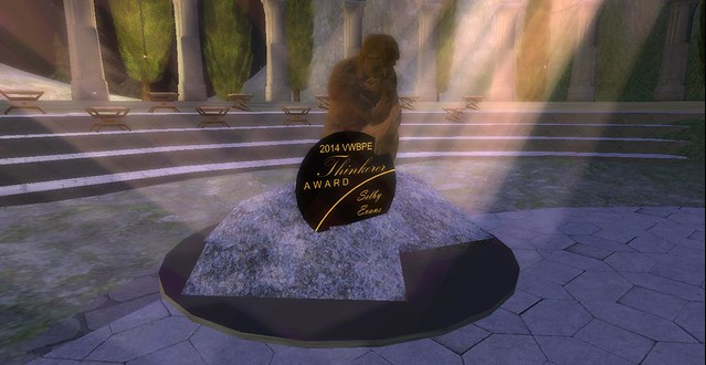 VWBPE 14. Thinkerer award