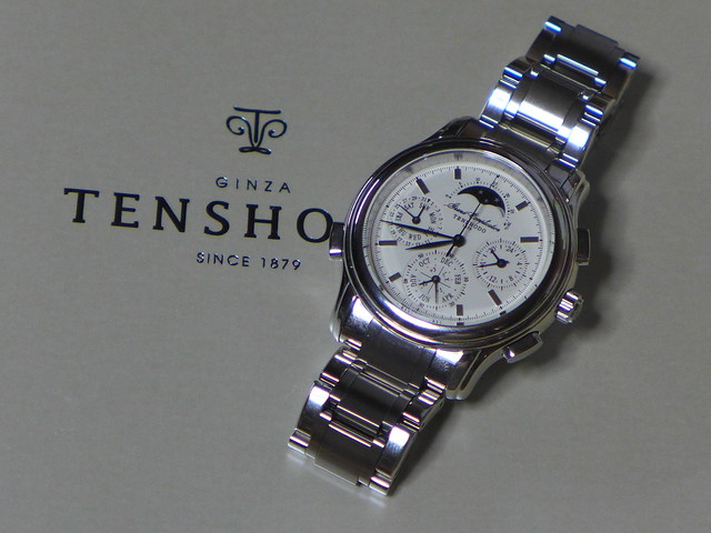 Tenshodo - Grand Complication Regular