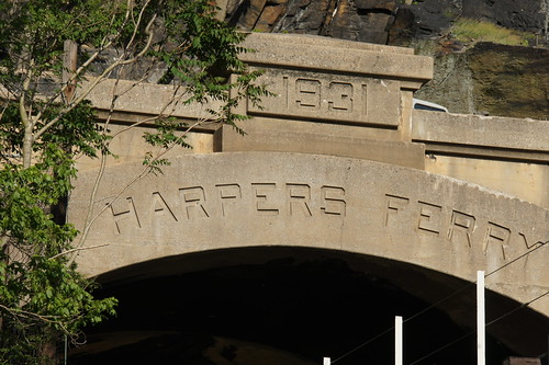 Harpers Ferry Rail Tunnel