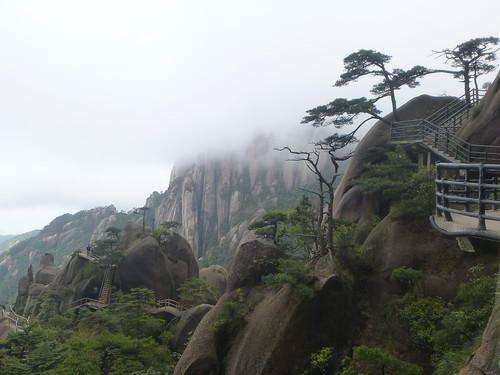 Jiangxi-Sanqing Shan-1 sentier de l'est (76)