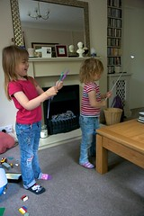 Eowyn & Willow - 28 May 2014 at Chalfont St Peter