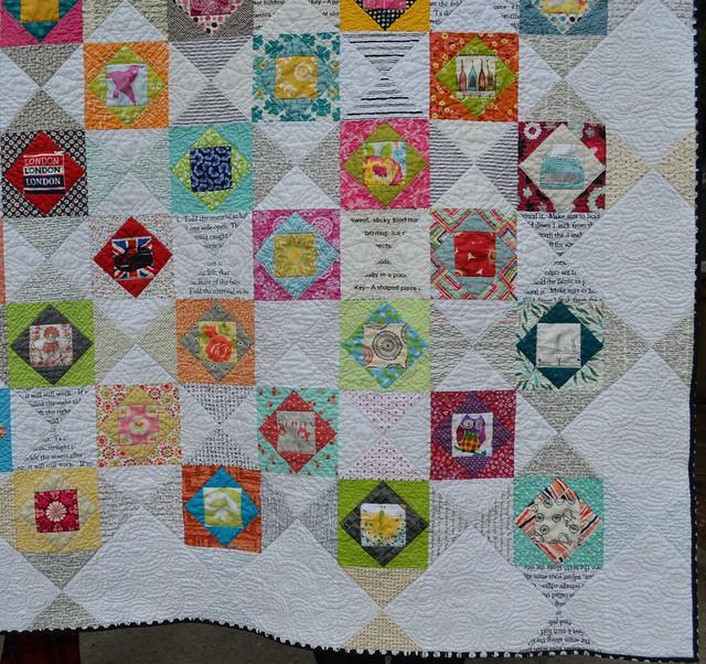 Friends - a quilt