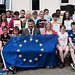 Blue Flag ceremony at Piercestown National School