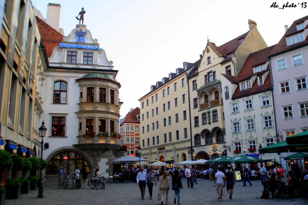 Tres días en Munich