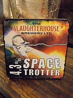 Slaughterhouse, Space Trotter, England