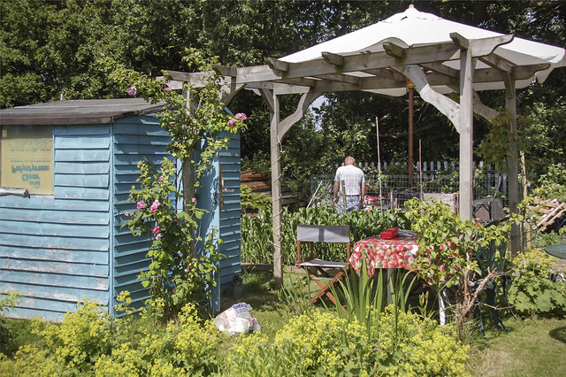 Paddock Allotments & Leisure Gardens
