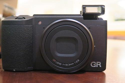 RICOH GR & GR II 10