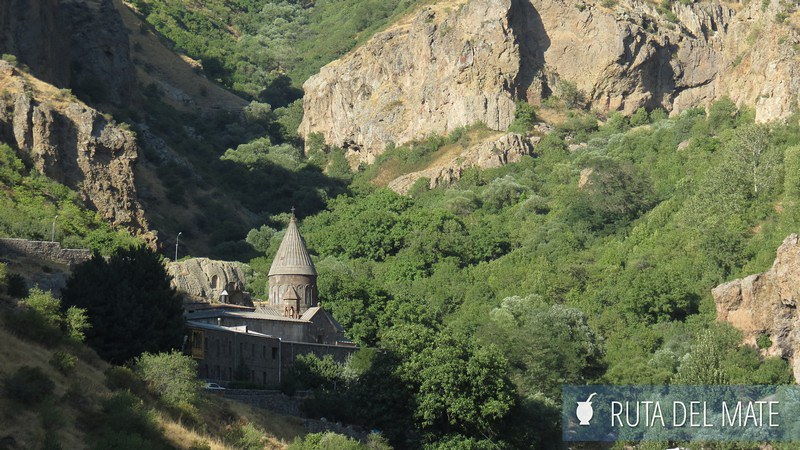 Geghard Garni Armenia (1)