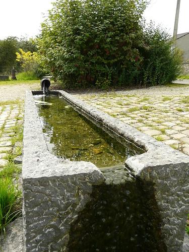 La fontaine de Mogimont