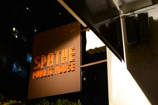 Spathe Public House, Mohamed Sultan