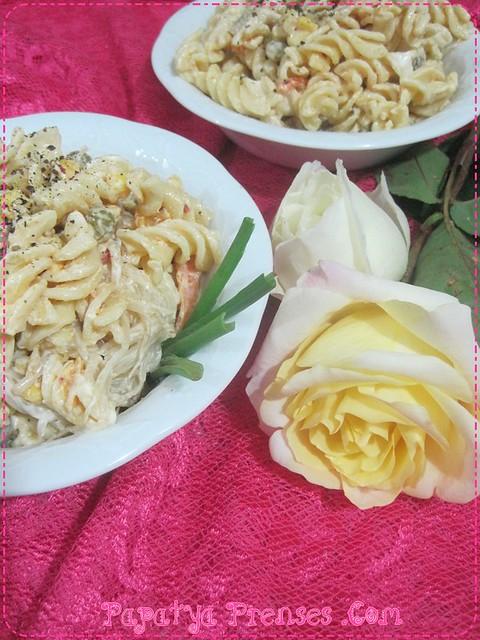 sebzeli makarna salatası (3)