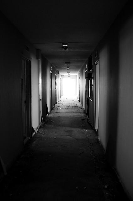 Hollow hallway hello?