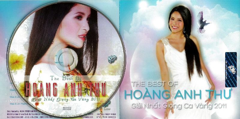 AsiaCD330 The Best Of Hoàng Anh Thư Mp3 320kbps 2013