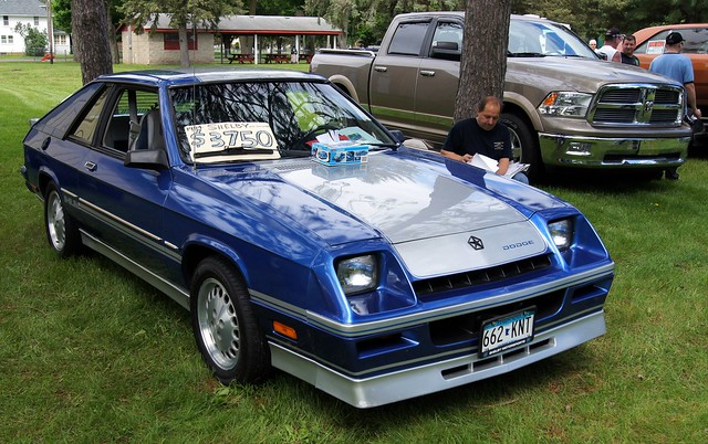 84 Dodge Shelby Charger | 29th Annual Midwest Mopars in ...