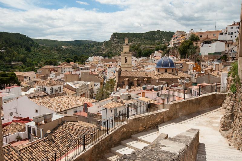 El Castillo de Buñol