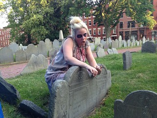 Boston - GHOSTS AND GRAVESTONES Tour!