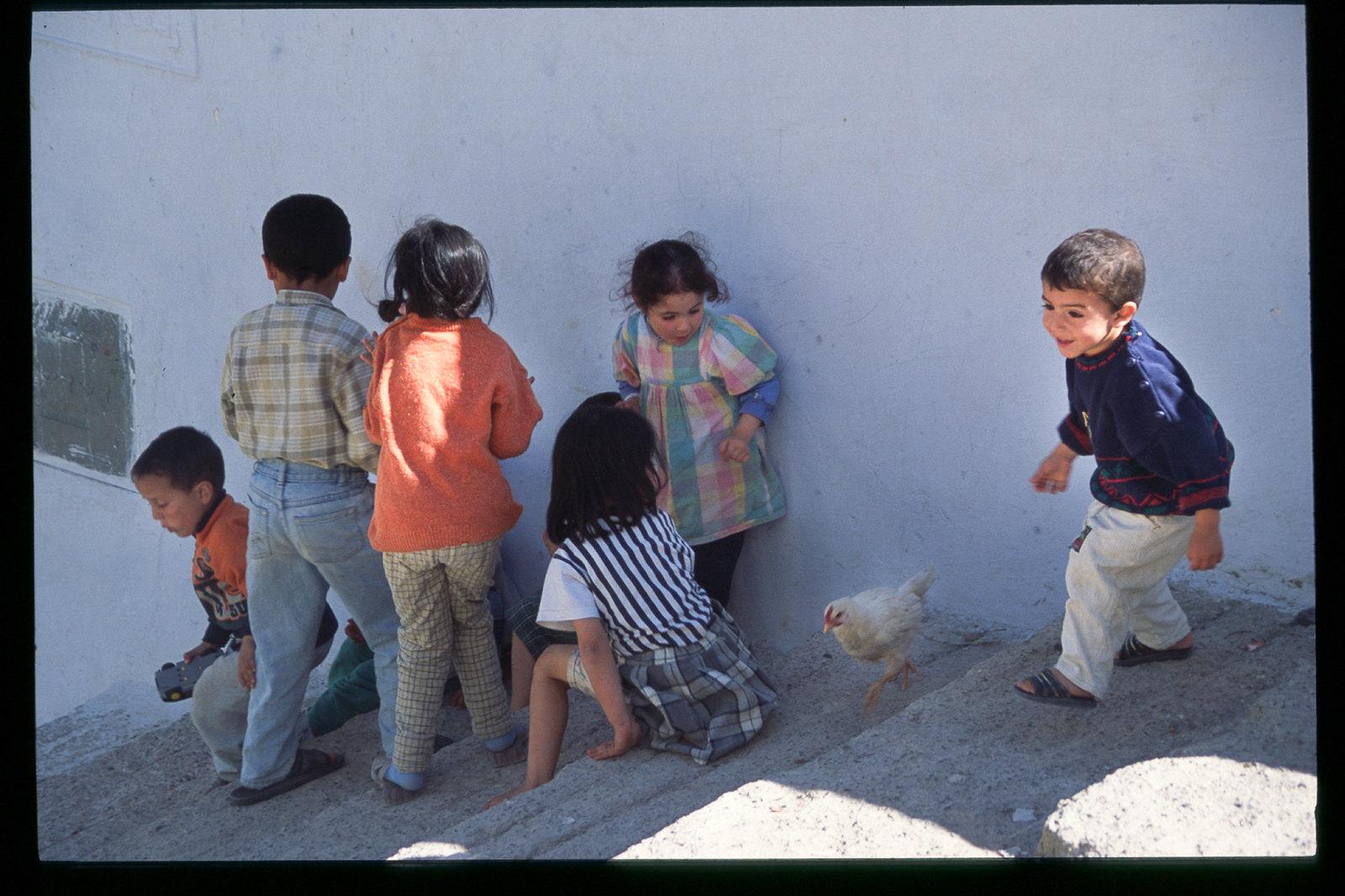 Chefchaouen - Jeux d'enfants