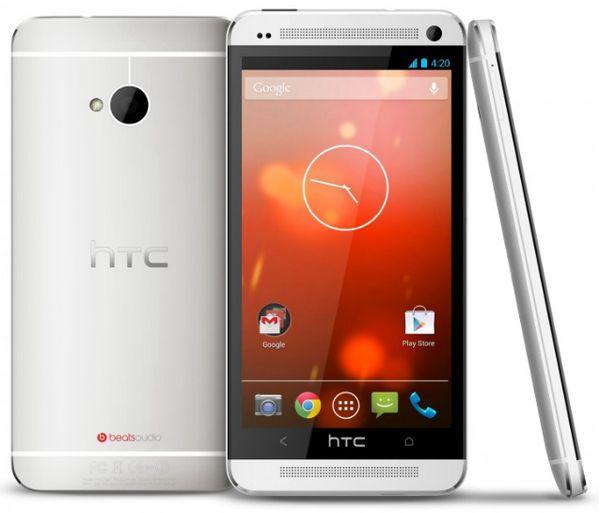Загрузочная анимация и живые обои из HTC One GE