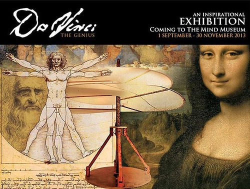 Da Vinci Exhibits The Mind Museum